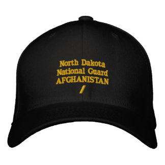 AFGHANISTAN 6 MONTH TOUR EMBROIDERED CAP