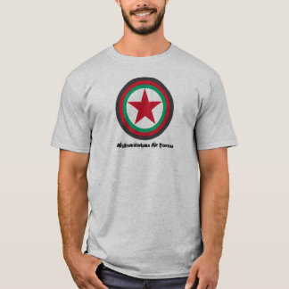 Afghanistan Air Force roundel/emblem t-shirt