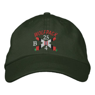 Afghanistan Artillery Crossed Sabers Hat Embroidered Baseball Cap