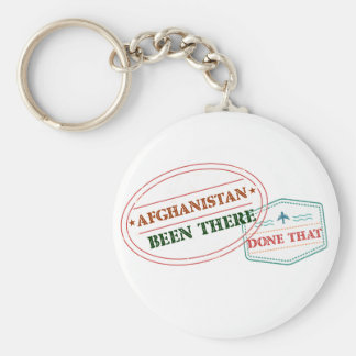 Afghanistan Been There Done That Key Ring