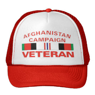 AFGHANISTAN CAMPAIGN CAP