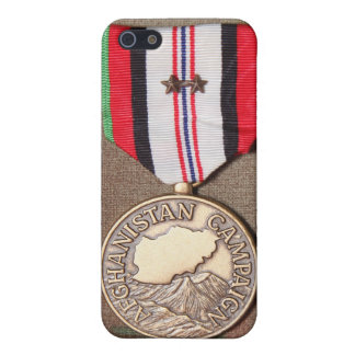 afghanistan campaign medal iPhone 5/5S cover