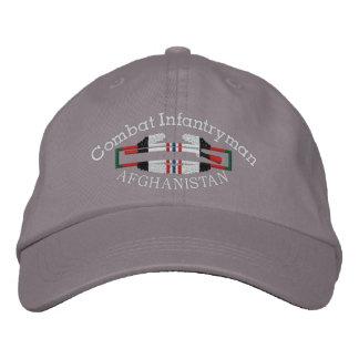 Afghanistan  Combat Infantryman Badge Hat Embroidered Hats