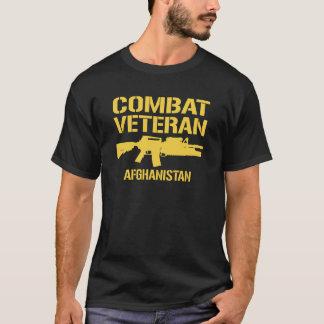 Afghanistan Combat Veteran T-Shirt
