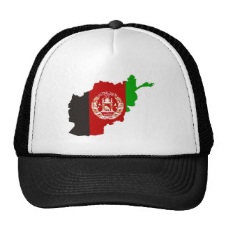 afghanistan country flag map shape symbol silhouet cap