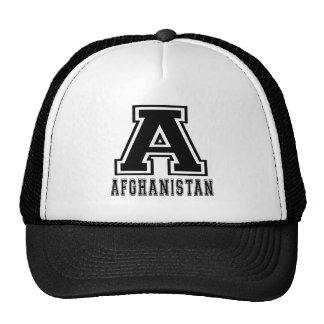 Afghanistan Designs Hats