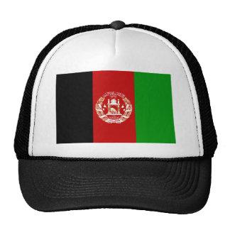 Afghanistan Flag Hat