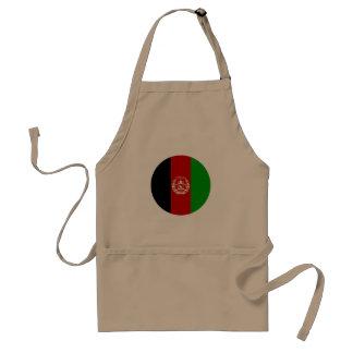 Afghanistan Flag Standard Apron