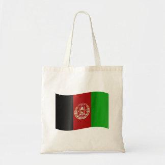 Afghanistan Flag Tote Bag