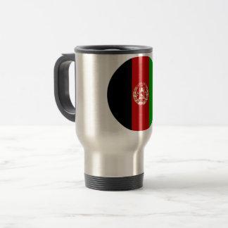 Afghanistan Flag Travel Mug
