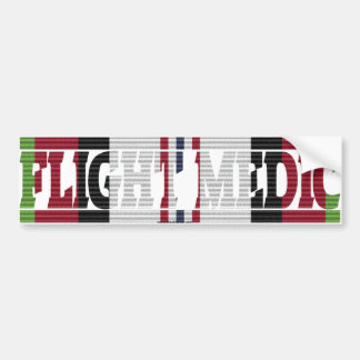 Afghanistan Flight Medic ACM Sticker Bumper Sticker
