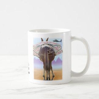 Afghanistan Mule Coffee Mug