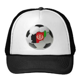 Afghanistan national team trucker hat