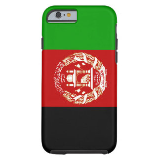 Afghanistan National World Flag Tough iPhone 6 Case