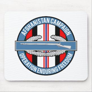 Afghanistan OEF CIB Mouse Pad