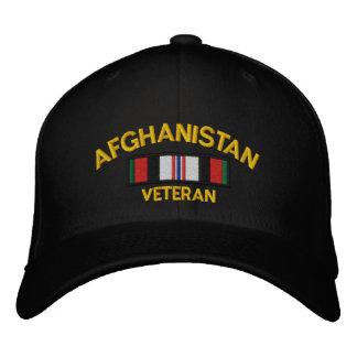 Afghanistan Veteran Baseball Cap