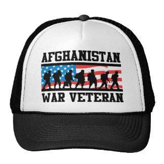 Afghanistan War Veteran Hats