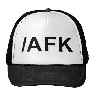 /AFK - Away From Keyboard Cap