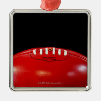 AFL SQUARE METAL CHRISTMAS ORNAMENT
