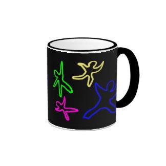 Afloat ~ Modern Art ~ Mug