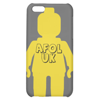 AFOL UK Minifig by Customise My Minifig iPhone 5C Cover