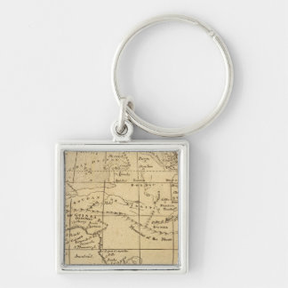 Africa 11 key chains