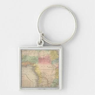 Africa 13 keychains