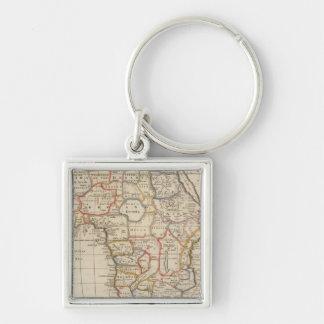 Africa 22 key chain