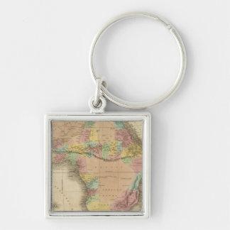 Africa 23 keychain