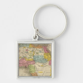 Africa 27 key chains