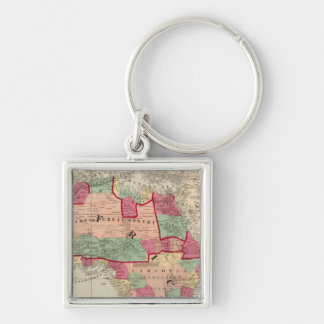Africa 49 key chains