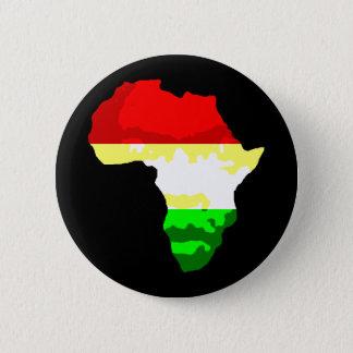 Africa 6 Cm Round Badge