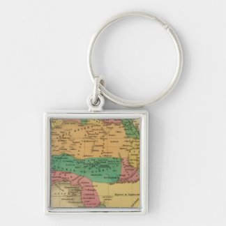 Africa 8 key chains