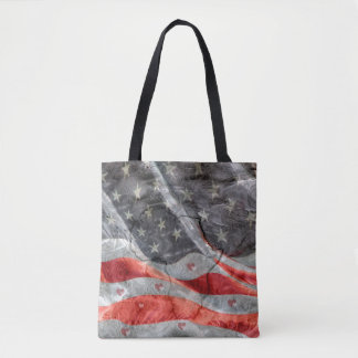 Africa/America Tote Bag