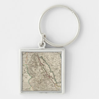 Africa and Egypt Key Chains
