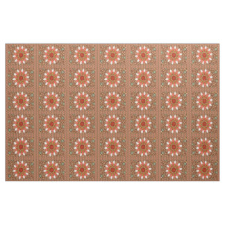 Africa Asia traditional edgy pattern combed fabric