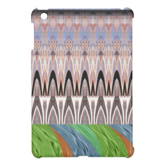 Africa Asia traditional pattern iPad Mini Cover