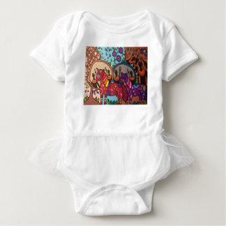 Africa Baby Bodysuit