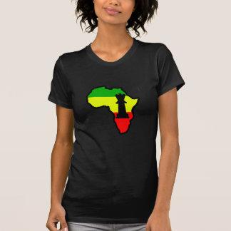Africa Black Queen Chess Piece Shirts