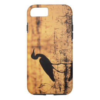 Africa, Botswana, Moremi Game Reserve, iPhone 7 Case