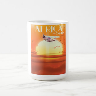 Africa By Air Coffee Mug