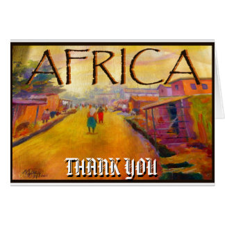 AFRICA BY MOJISOLA A GBADAMOSI OKUBULE CARD