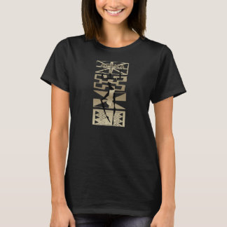 Africa Dance Of Gold T-Shirt