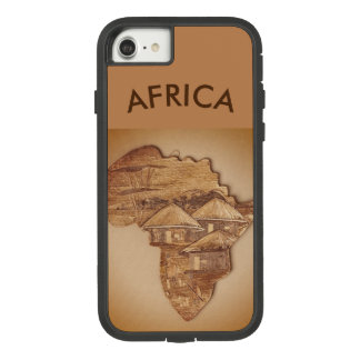 Africa design iPhone 7 case