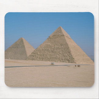 Africa - Egypt - Cairo - Great Pyramids of Giza, Mouse Pad