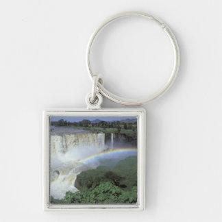 Africa, Ethiopia, Blue Nile River, Cataract. 2 Key Chains