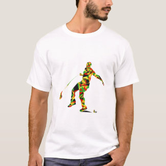 Africa for Africa by Bonk- Pepeta T-Shirt