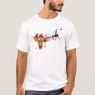 Africa for Africa by Bonk- Teke T-Shirt