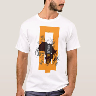 Africa for Africa by Dssengendo -South Africa T-Shirt