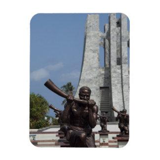 Africa, Ghana, Accra. Nkrumah Mausoleum, final 2 Magnet